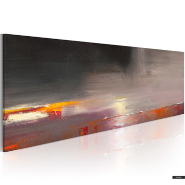 Gemälde MEER IM NEBEL