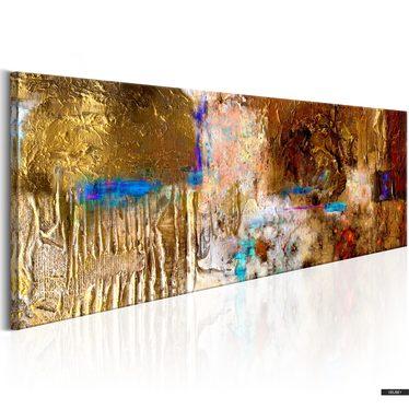Gemälde GOLDENE KONSTRUKTION