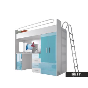 Möbel-Set ASTURIA mit Leiter für Kinderzimmer