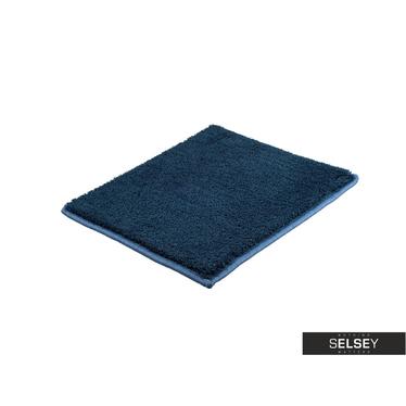 Teppich KASCHMIR dunkelblau