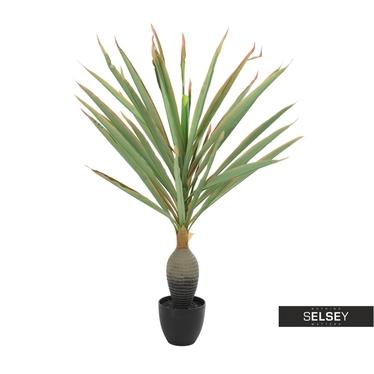 Künstliche Palmlilie zweifarbig 120 cm