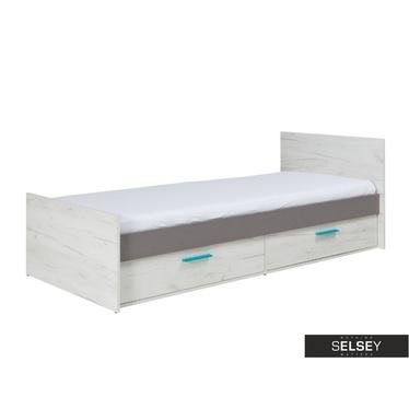 Bett JONK mit 4 Schubladen