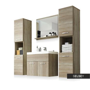 Badezimmermöbel-Set CHELSEA groß