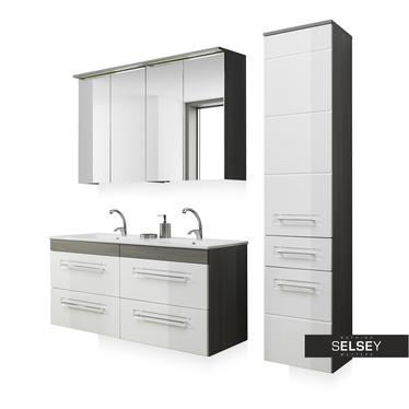 Badezimmermöbel-Set MALIBU groß