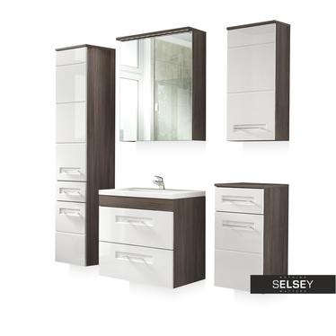 Badezimmermöbel-Set MALIBU klein