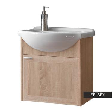 Waschbeckenunterschrank PLANO 47 cm
