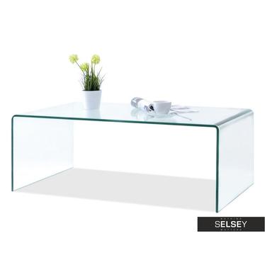 Couchtisch JASPIS 110x60 cm aus Glas