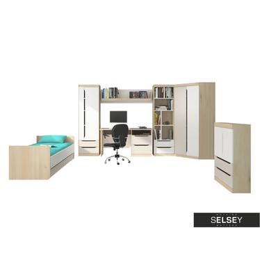 Möbel-Set ANKARA für Jugendzimmer groß