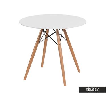 Tisch EAMES weiß 100 cm