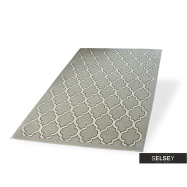 Teppich MAROKKO grau