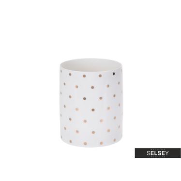 Teelichthalter DOTS 10 cm