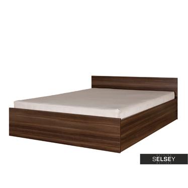 Doppelbett STARK mit Matratze und Bettkasten