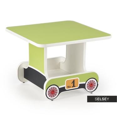 Kindertisch LUNA grün