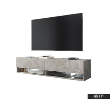 TV-Lowboard WANDER hängend 140 cm (Farbauswahl)