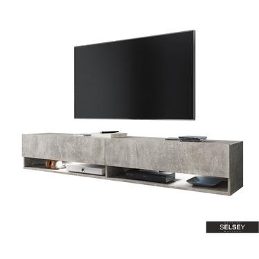 TV-Lowboard WANDER hängend 180 cm (Farbauswahl)