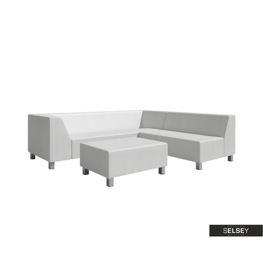 Awesome Gartensofa Ivanka Mit Hocker Onthecornerstone Fun Painted Chair Ideas Images Onthecornerstoneorg