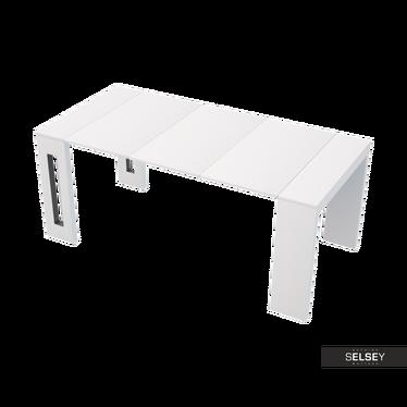 Esstisch ROMA in Weiß ausziehbar