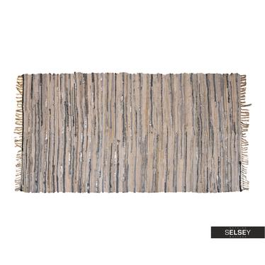 Teppich GUNN mit Fransen 180x120 cm