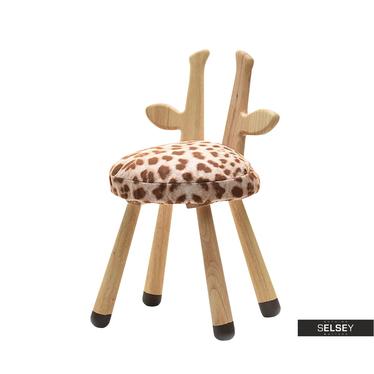 Kinderstuhl GIRAFFE aus Holz