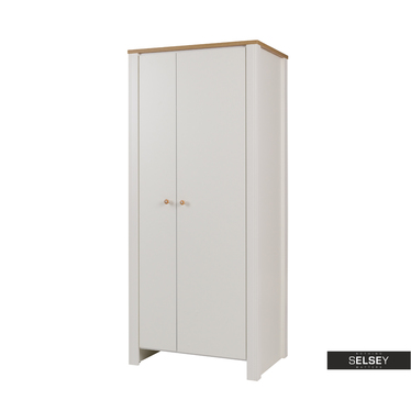 Kleiderschrank BARNEY mit 2 Türen