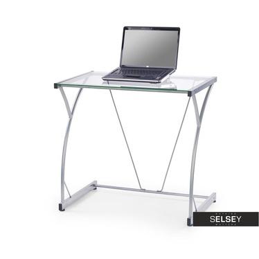 Computertisch BASE mit Glasplatte