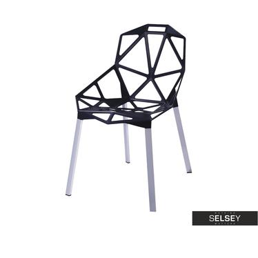 Stuhl KEID schwarz