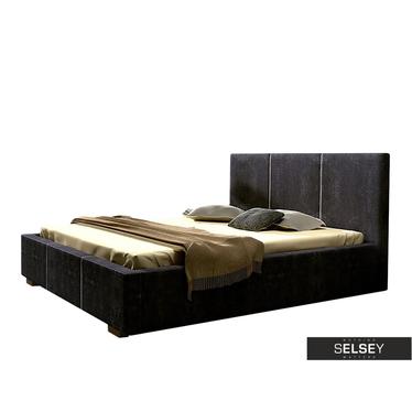 Bett MEDIOLAN mit Lattenrost, optional mit Bettkasten und Matratze