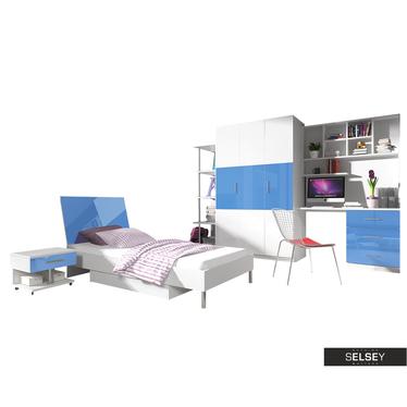 Möbel-Set MELIDRE für Jugendzimmer