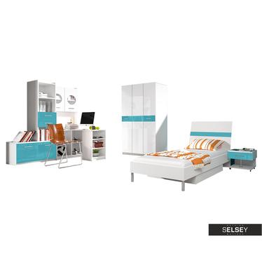 Möbel-Set SMART FUN für Jugendzimmer