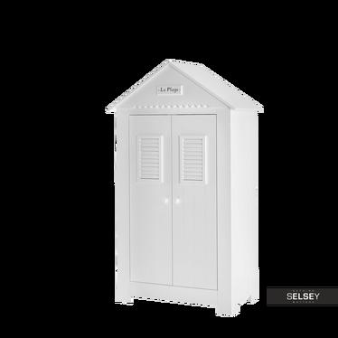 Kleiderschrank MARSEILLE mit 2 Türen