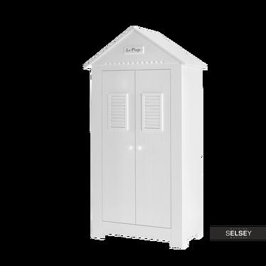 Kleiderschrank MARSEILLE mit 2 Türen hoch