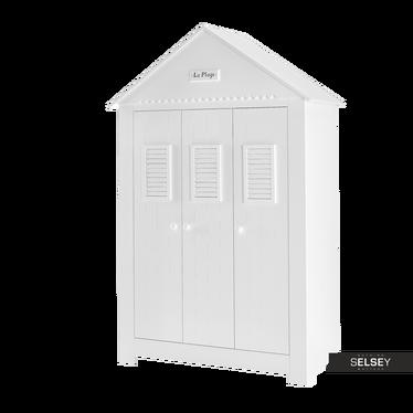 Kleiderschrank MARSEILLE mit 3 Türen