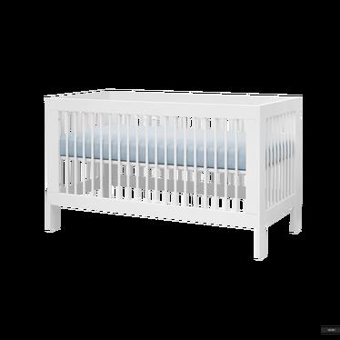 Babybett BASIC 70x140 cm umbaubar