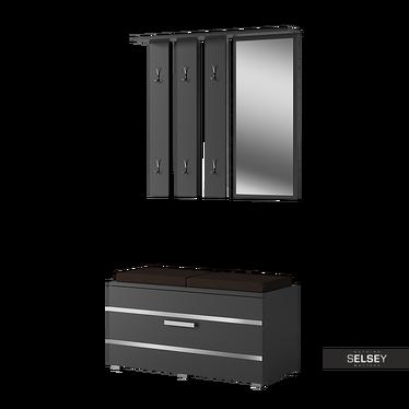 Garderoben-Set OPAL mit Sitzkissen