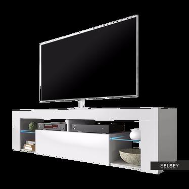 TV-Lowboard HUGO mit LED 140 cm