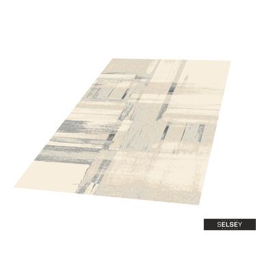 Teppich ECLECTIC ABSTRAKT V Alabaster