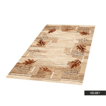 Teppich BASAL FLORA beige