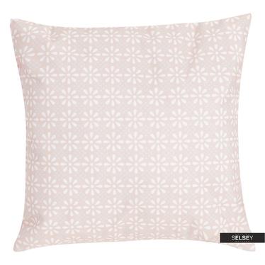 Dekokissen DAISY FLOWER rosa 47x47 cm