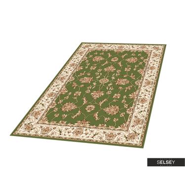 Teppich BASAL ORNAMENT XI grün