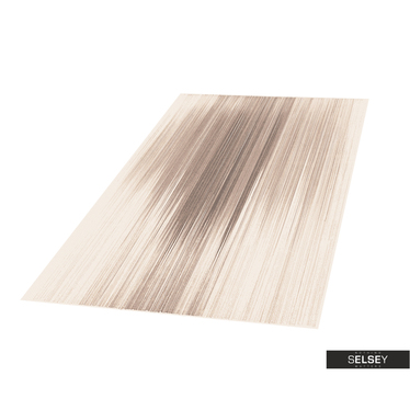 Teppich GOBELIN ABSTRAKT IV cremefarben