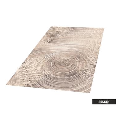 Teppich GOBELIN ABSTRAKT VII aschgrau