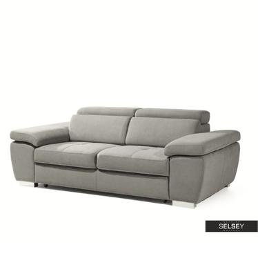 Sofa CHESTIANA 3-Sitzer mit regulierbarer Rückenlehne