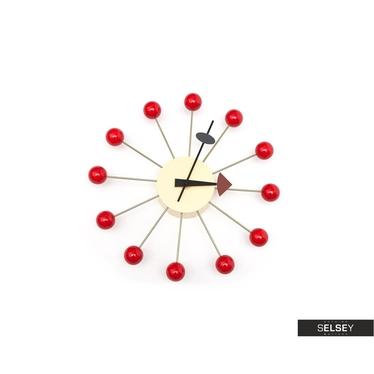 Uhr ROTE KLUGEL