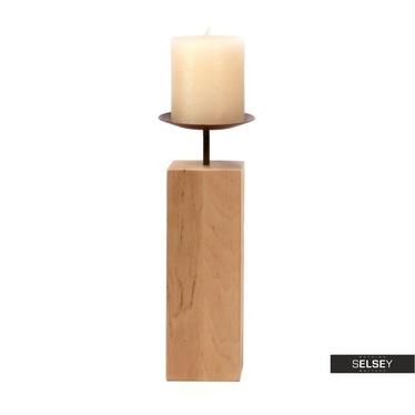 Kerzenhalter ERLE 31 cm