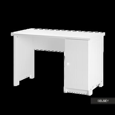 Schreibtisch SMERFETKA weiß