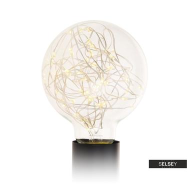 Glühbirne SPARKLING G95 50 LED