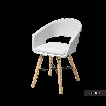 Stuhl MOSKAL weiß