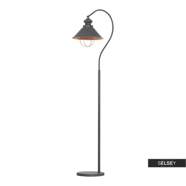 Stehlampe LAYLA Taupe