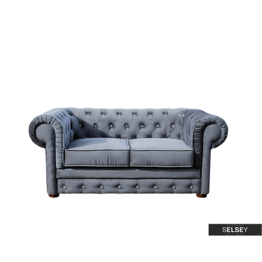 Sofa CHESTERFIELD Zweisitzer