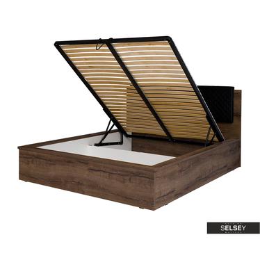 Bett RIKNO optional mit LED